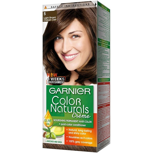 Garnier Color Naturals Crème marron clair 5