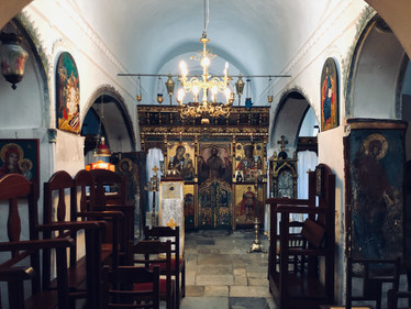 Agios Georgos Vlsamitis Monastery