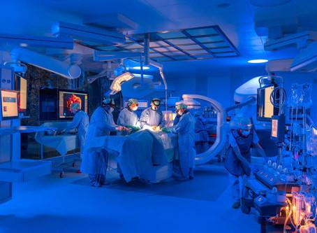 """Blocco operatorio """"Alessandra Bono"""" e Sala Ibrida: in un anno oltre 3.000 interventi cardiovascolari"""