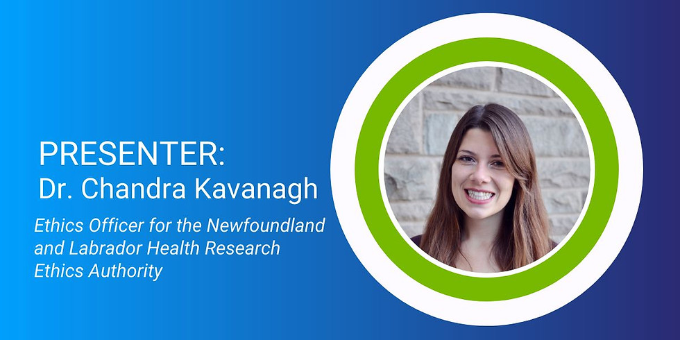 Ethical Data Management Plans and Health Research Webinar