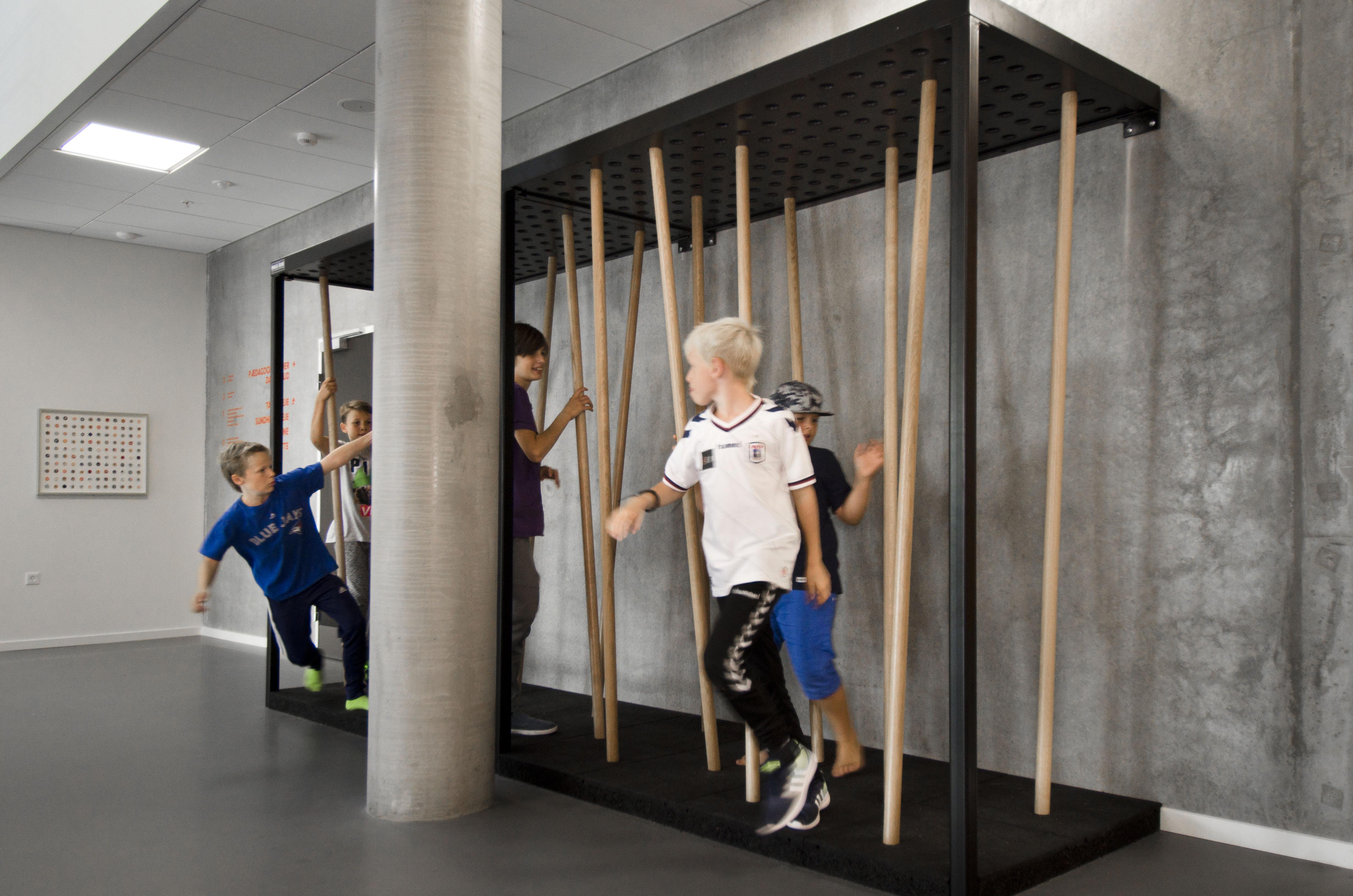Ninja module_Frederiksbjergschool