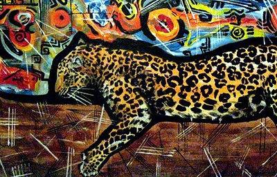 Nicolas Morales Arregui Artiste Equatorien