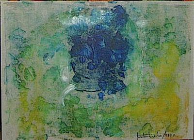 Victor Artienda Artiste Equatorien