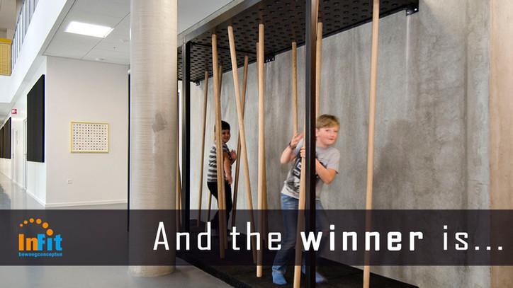 Ninja winactie: and the winner is…