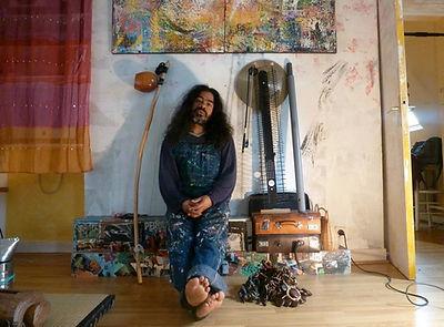 Miguel Arcos Mina Artiste Equatorien