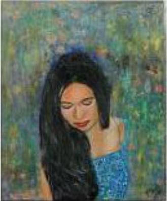 Johanna Obando Artiste Equatorienne