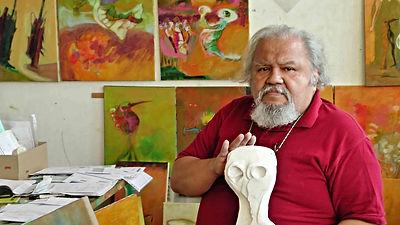 Jose Carreño Artiste Equatorien
