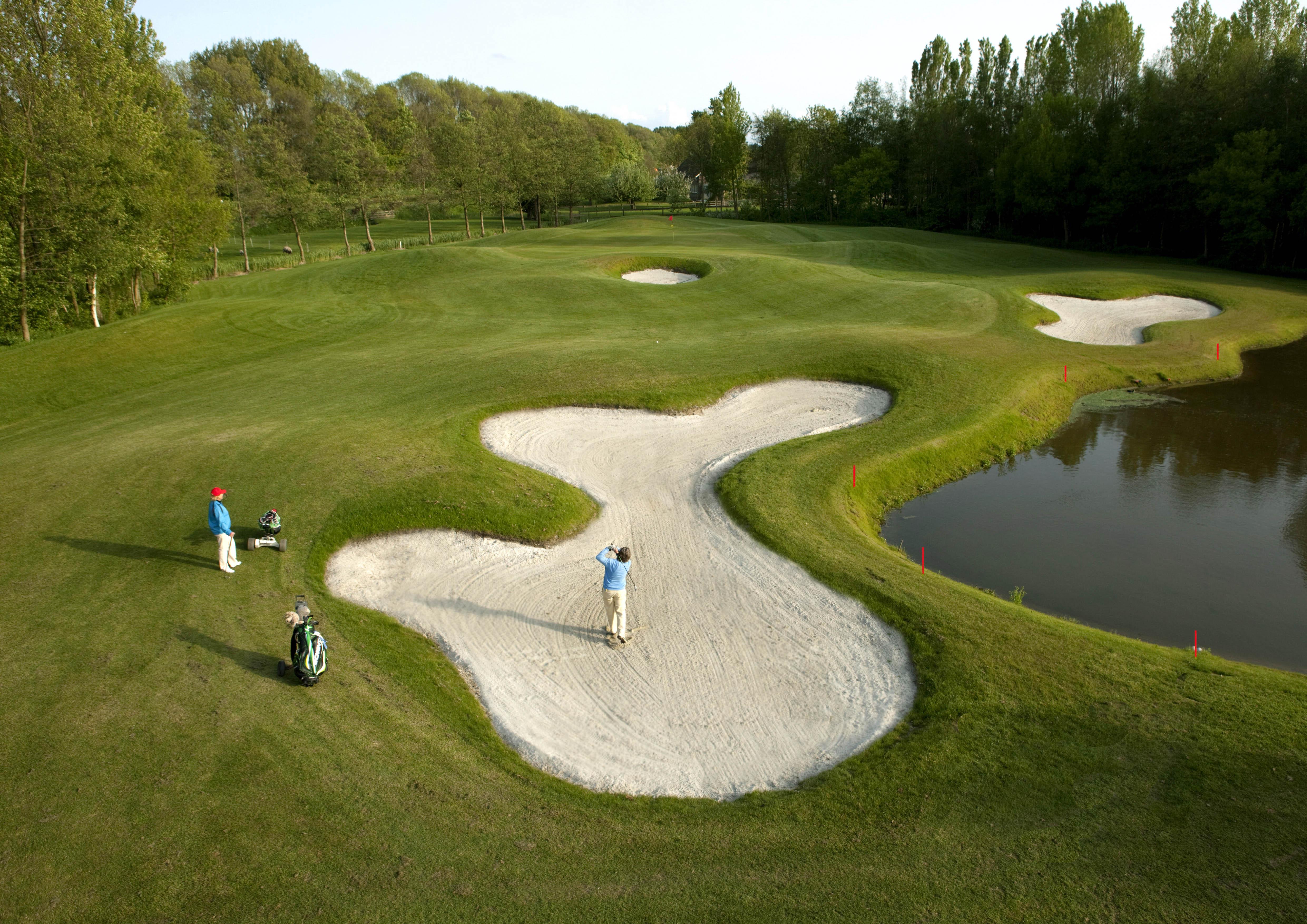 Klant: Golfclubzeegersloot