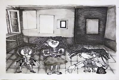 Jimmy Mendoza Artiste Equatorien