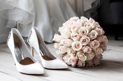 rose, escarpin,flowers, bouquet