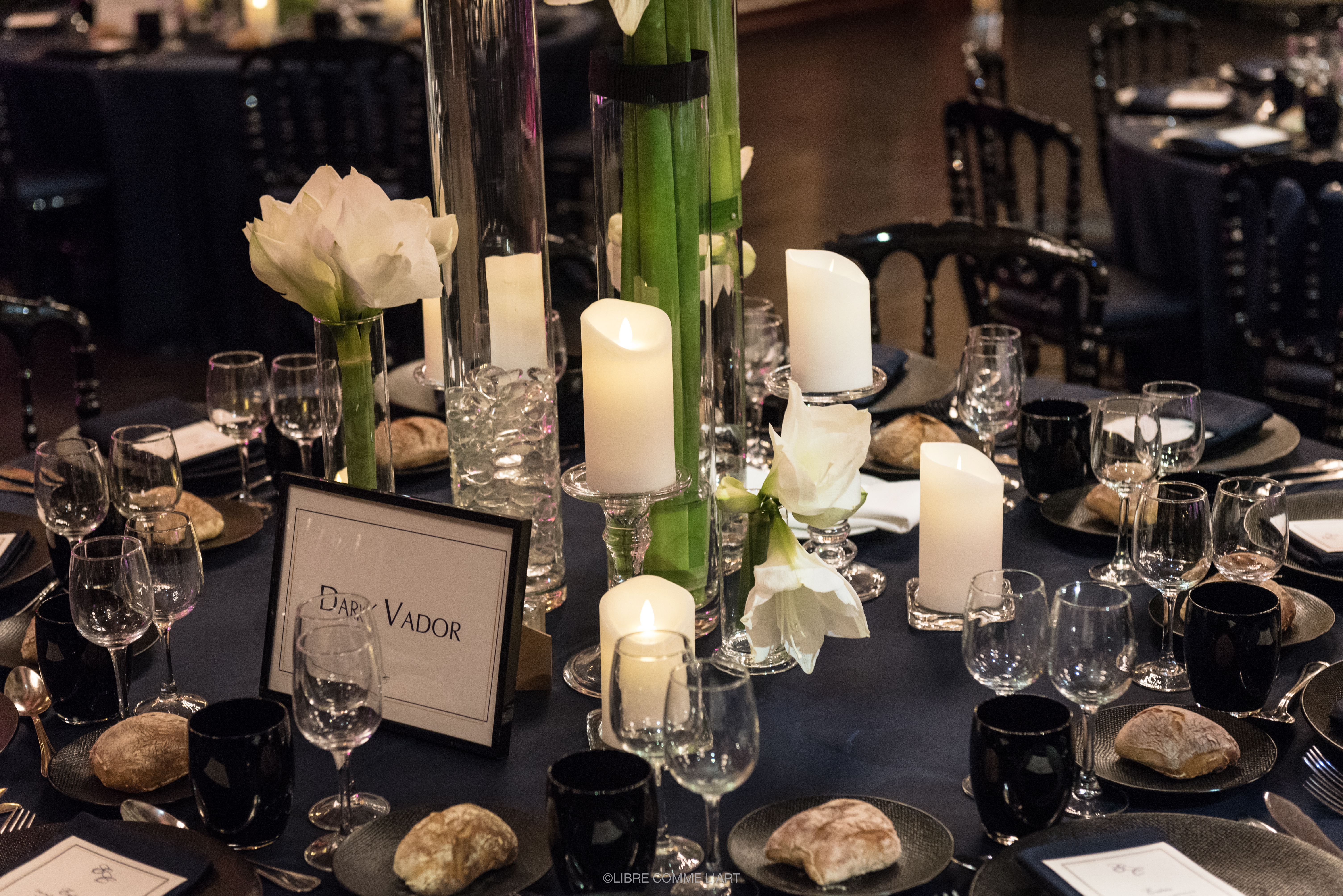evenementiel, candles,soirée