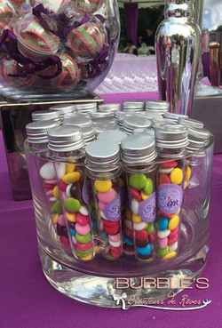 candy bar, party, candy, fête, bonbons,smarties