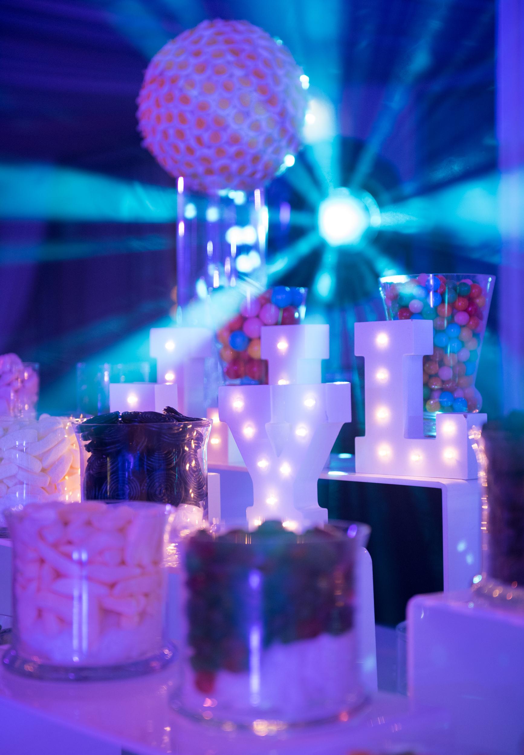 candy bar, party, candy, fête, bonbons,soirée