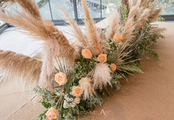 fleurs, fleurs séchées, roses, bouquet, ceremonie, event planner,