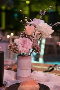 flowers, décoration, eventplanner, sur mesure, custom
