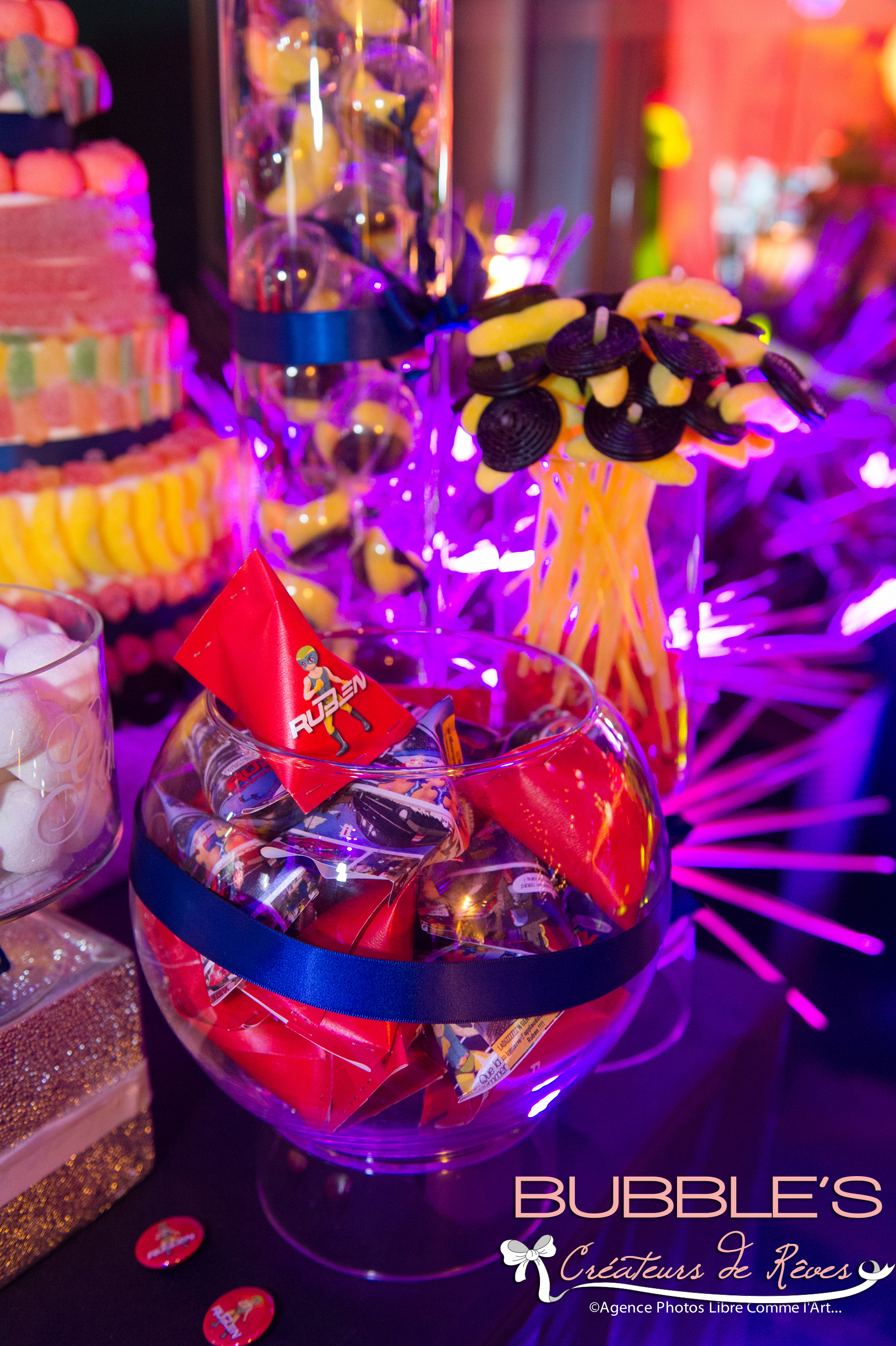candy bar, party, candy, fête, bonbons,