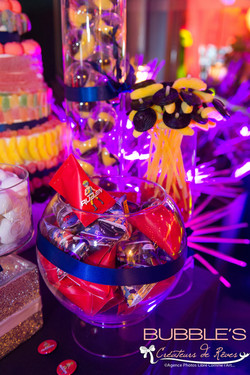 candy bar, party, candy, fête, bonbons,