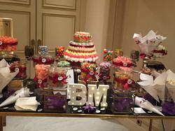 candy bar, party, candy, fête, bonbons,buffet