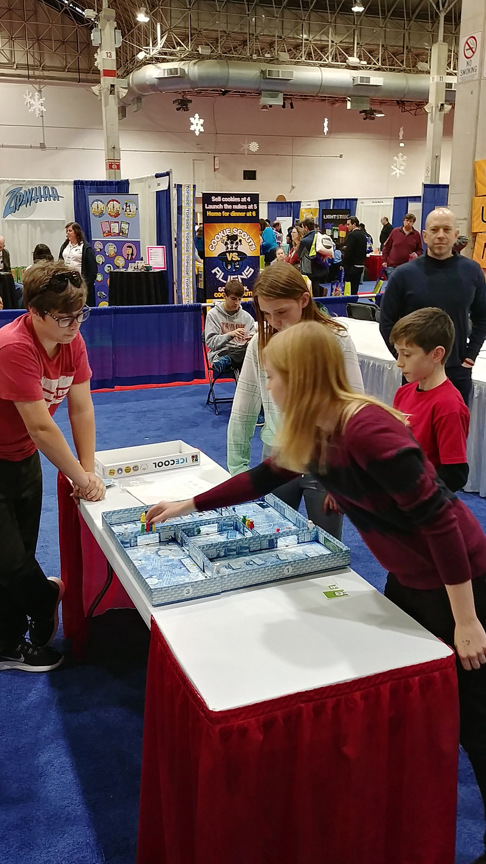 Brain Games Publishing at ChiTAG 2017