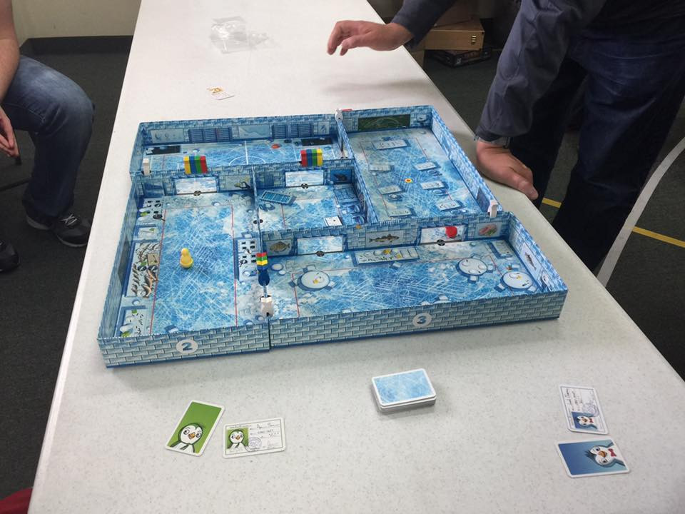 Ice Cool Tournaments on International Tabletop Day