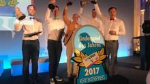 ICECOOL Receives Kinderspiel des Jahres 2017