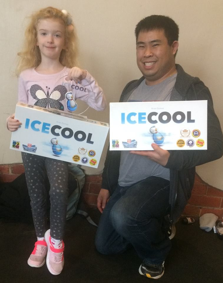 First Ice Cool Tournament in Australia