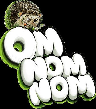 Om Nom Nom family board game by Brain Games Publishing