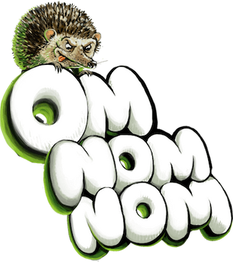 Om Nom Nom family board game by Brain Games Publishing