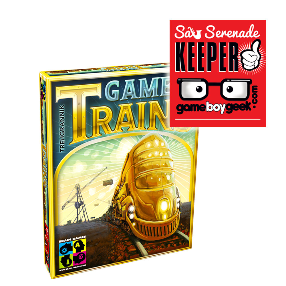 Game of Trains Receives Saxophone Serenade