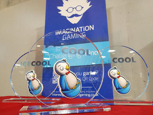 ICECOOL Tournaments at UK Games Expo