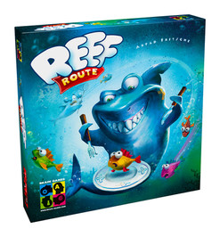 Reef Route boar game