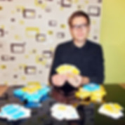Logic Cards brain teaser game author Kristaps Auzans