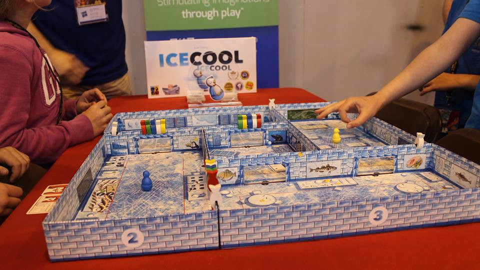 Ice Cool tournament at UK Games Expo 2017