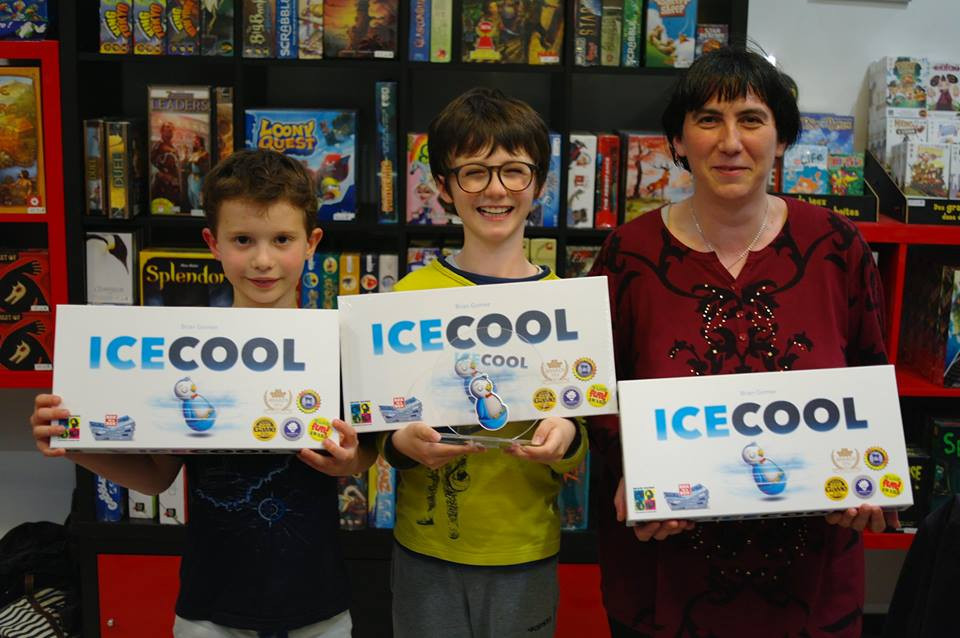 Ice Cool tournament in France