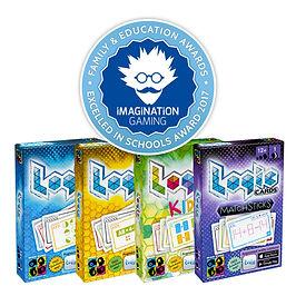 Logc Cards logic card game