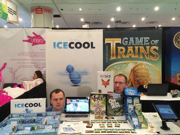 Brain Games Publishing at New York Toy Fair 2016