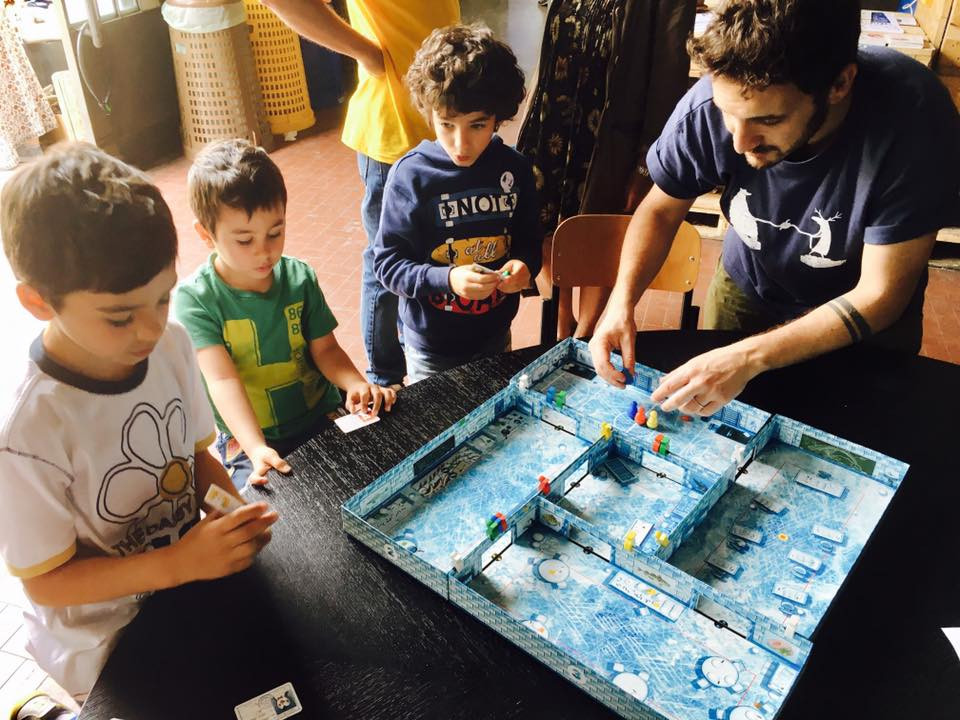 Ice Cool tournament at Slegati!Festival in Parma, Italy