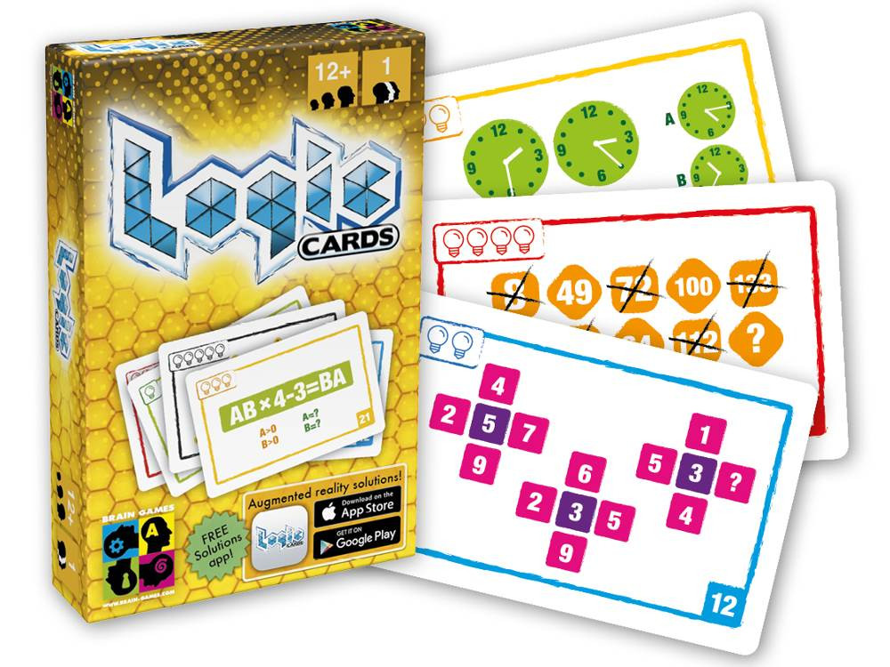 Featured Five Holiday List: Puzzle Games