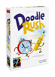 Doodle Rush boad game