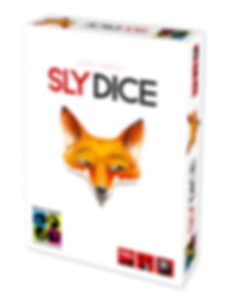 Sly Dice family board game by Brain Games Publishing