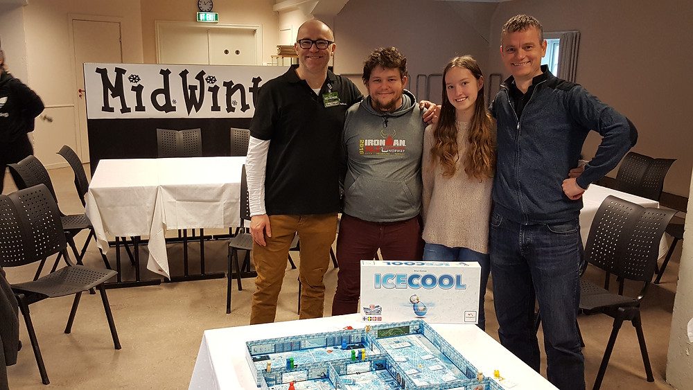 First Ice Cool Tournament in Norway