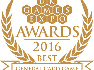 Best General Card Game 2016