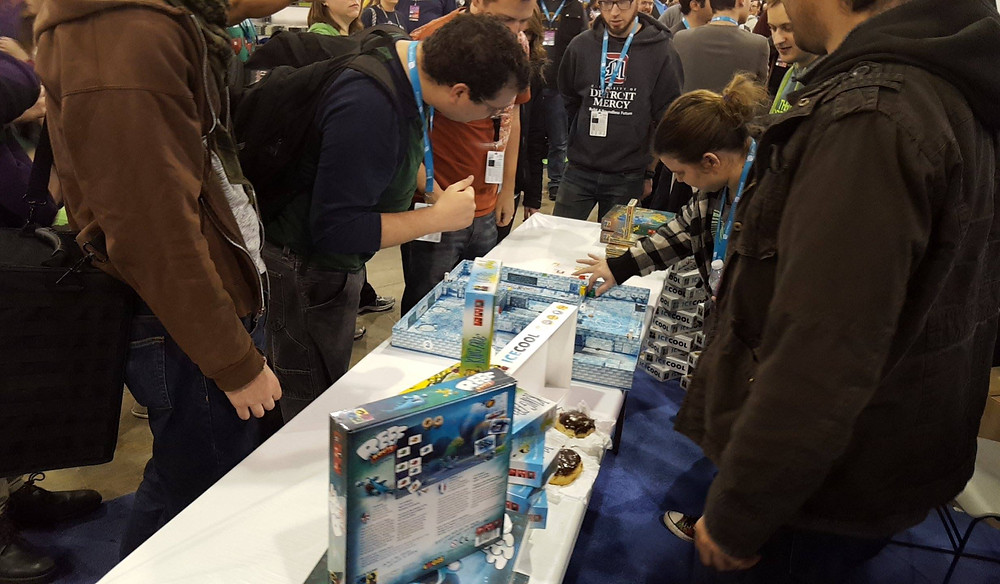 Brain Games Publishing at PAX Unplugged 2017