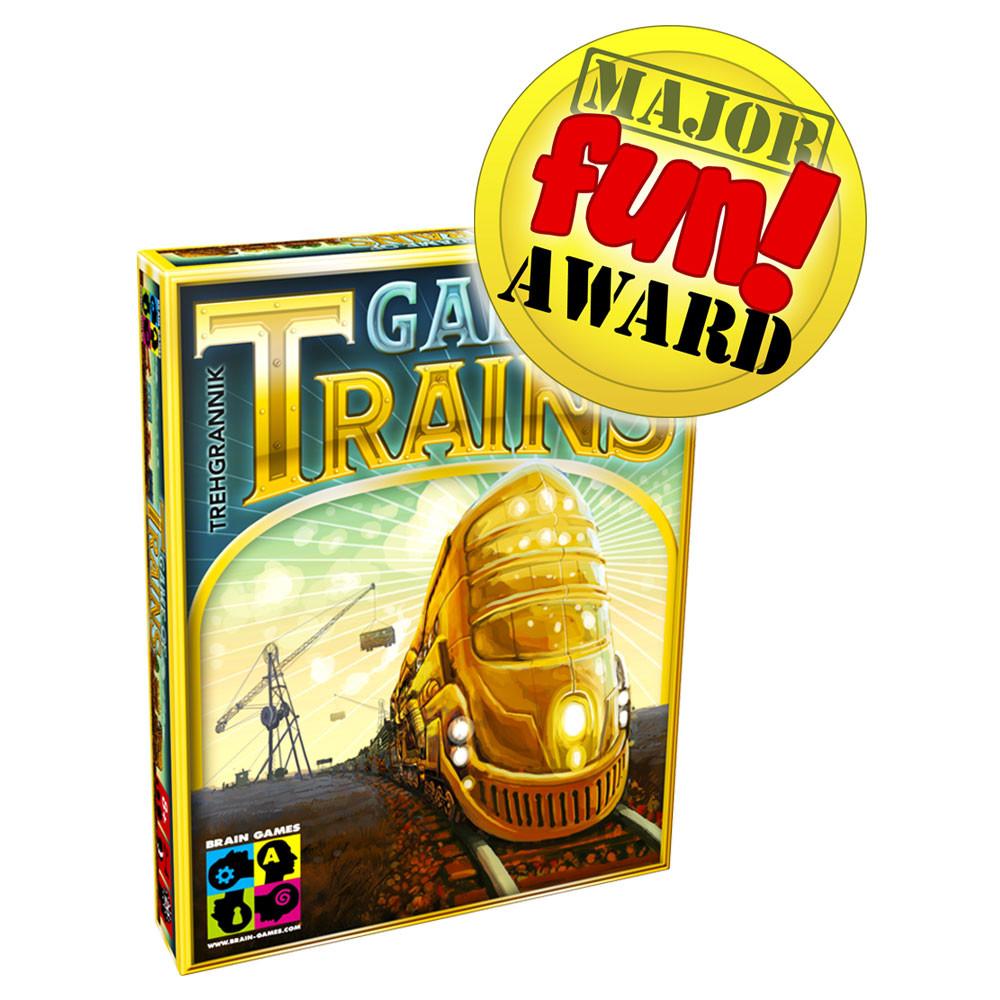 Game of Trains Receives Major Fun Award