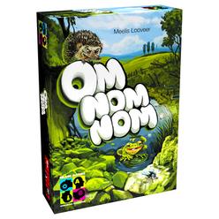 Om Nom Nom board game