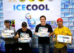 Gen Con 2018 and North America ICECOOL Champion