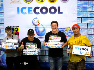 Gen Con 2018 and North America ICECOOL Champion