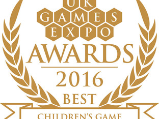 Best Children's Game 2016