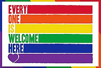 LGBT-every-one-is-welcome-here-poster-11