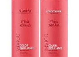 Color Brilliance Shampoo + Condicionador 1 Litro